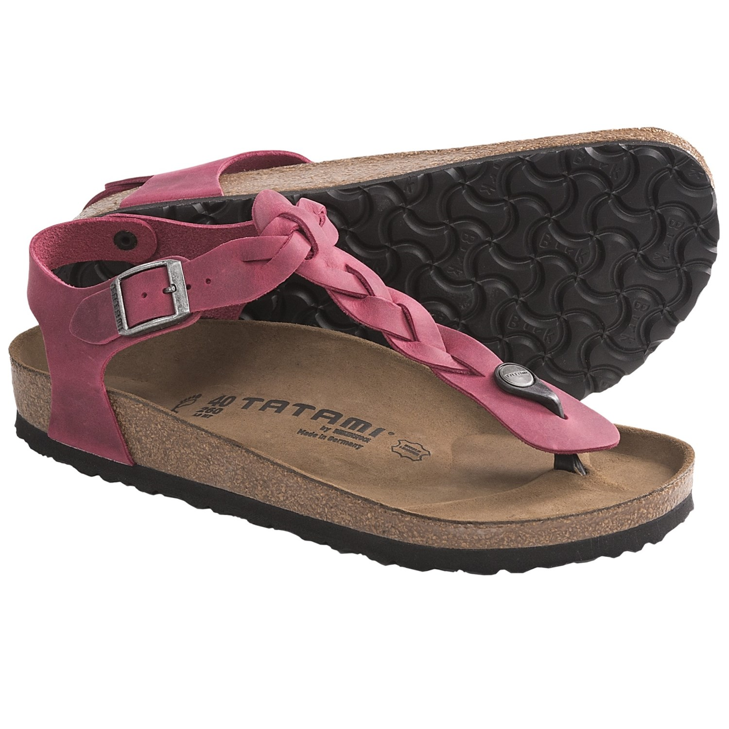 Tatami By Birkenstock Kairo Sandals Leather For Women