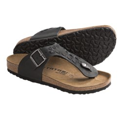 Tatami by Birkenstock Ramses Woven Sandals (For Men) in Black