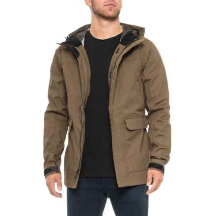 TAVIK Ridley Parka - Waterproof (For Men) in Olive Green - Closeouts