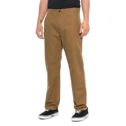 TAVIK Westport Pants (For Men) in Dock Brown - Closeouts
