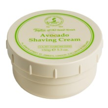 Taylor of Old Bond Street Avocado Shaving Cream Bowl - 150g in Asst - Closeouts