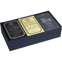 Taylor of Old Bond Street Bath Soap Gift Box - 3-Pack in Asst - Closeouts