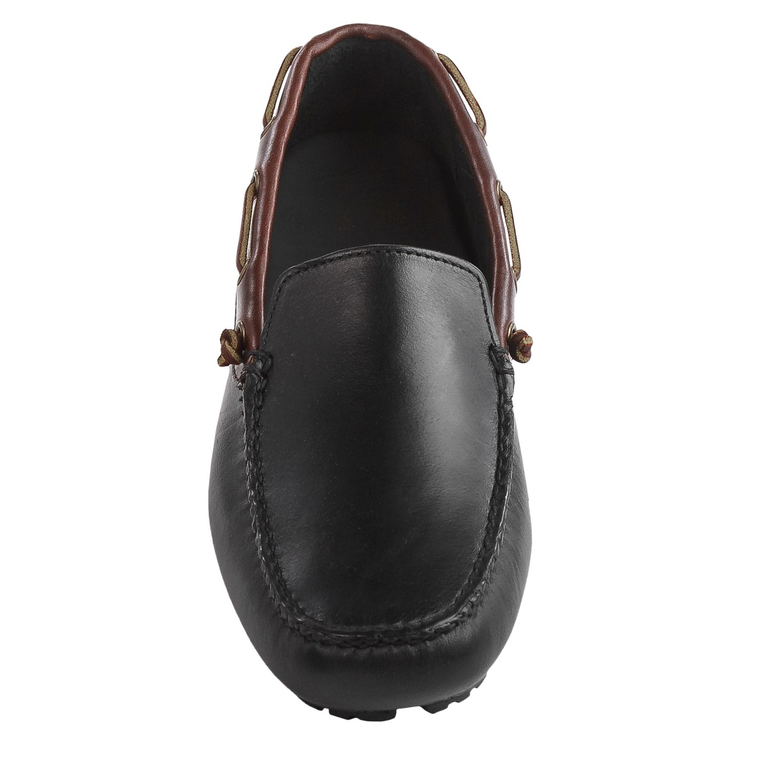 Black Leather Magellan Shoes
