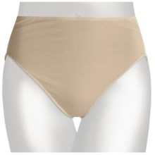 TC Intimates Edge Cotton Underwear - Hi-Cut Briefs (For Women) in Nude - Closeouts