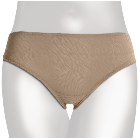 TC Intimates Edge Lace Panties - Hi-Cut Briefs (For Women) in Sable