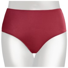 TC Intimates Edge Microfiber Panties - Briefs (For Women) in Holiday Red - Closeouts