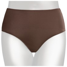 TC Intimates Edge Microfiber Underwear - Briefs (For Women) in Chocolate - Closeouts