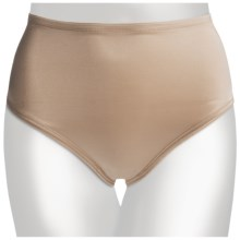 TC Intimates Just Enough Panties - Hi-Cut Briefs (For Women) in Nude - Closeouts