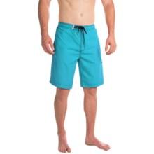 Teal Cove Alex Bright Swim Trunks (For Men) in Bluebird - Closeouts