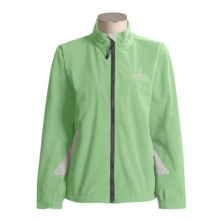 Team RealTree 3-Layer Camp Jacket - Windstopper® (For Women) in Mistletoe/Zinc - Closeouts