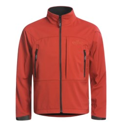 Team RealTree Podium Soft Shell Jacket - Windstopper® (For Men) in Red