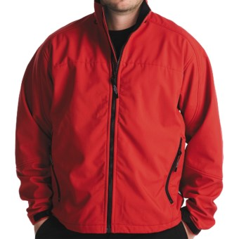 Team RealTree Windstopper® Jacket - Soft Shell (For Men) in Red