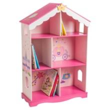 Teamson Princess Design Bookshelf in Pink - Closeouts