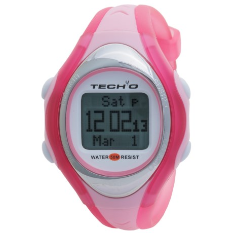 Tech4o Accelerator Watch (For Women) in Carnation