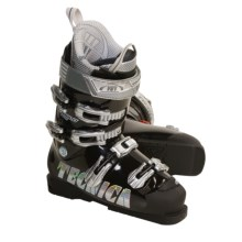 Tecnica 2009/2010 Diablo Pro Alpine Ski Boots (For Men) in Black - Closeouts