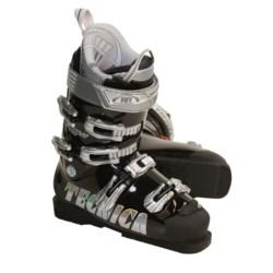 Tecnica 2009/2010 Diablo Pro Alpine Ski Boots (For Men) in Black