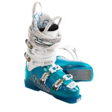 Tecnica 2009/2010 Viva Inferno 2 Crush Ski Boots (For Women) in Turquoise - Closeouts