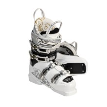 Tecnica 2010/2011 Viva Inferno Fling Ski Boots - All Mountain (For Women) in White/Black - Closeouts