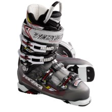 Tecnica 2011/2012 Demon 110 Alpine Ski Boots (For Men) in Smoke - Closeouts