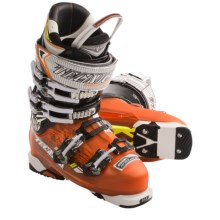 Tecnica 2011/2012 Demon 130 Ski Boots (For Men) in Orange/Black - Closeouts