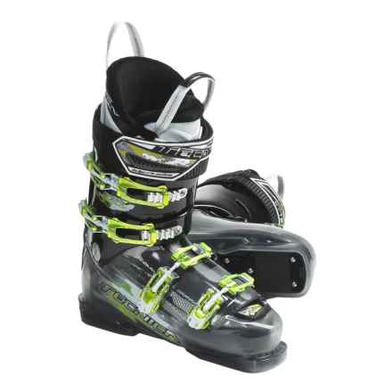 Tecnica 2011/2012 Inferno Blaze Alpine Ski Boots (For Men and Women) in Smoke - Closeouts