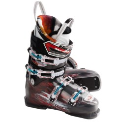 Tecnica 2011/2012 Inferno Blaze Alpine Ski Boots (For Men) in Smoke/Black