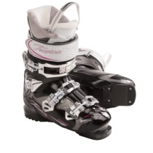 Tecnica 2011/2012 Phoenix 8 Max Ski Boots (For Women) in Smoke - Closeouts