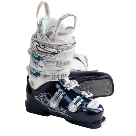 Tecnica 2011/2012 Viva Inferno Fling Ski Boots (For Women) in Blue/White