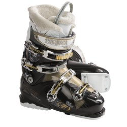 Tecnica 2011/2012 Viva Mega 8 Ski Boots (For Women) in Gold/Black