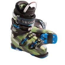 Tecnica 2012/2013 Cochise 130 Pro Ski Boots (For Men and Women) in Green - Closeouts