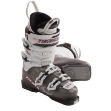 Tecnica 2012/2013 Inferno Crush Ski Boots (For Women) in Smoke - Closeouts