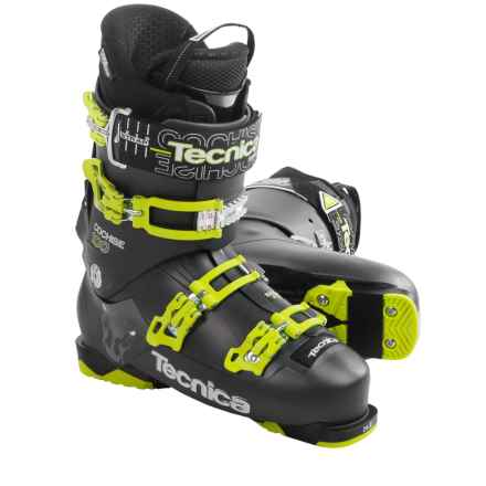 Tecnica 2015/16 Cochise 100 Ski Boots (For Men and Women) in Anthracite - Closeouts