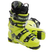 Tecnica 2015/16 Cochise 120 Ski Boots (For Men and Women) in Green - Closeouts