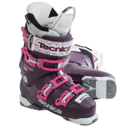 Tecnica 2015/16 Cochise 95 Ski Boots (For Women) in Violet - Closeouts