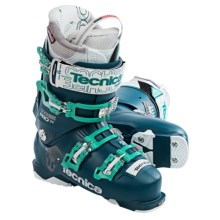 Tecnica 2015/16 Cochise Pro Ski Boots (For Women) in Blue - Closeouts