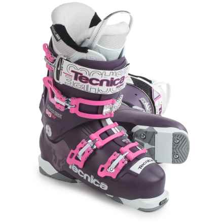Tecnica 2016/17 Cochise 95 Ski Boots (For Women) in See Photo - Closeouts
