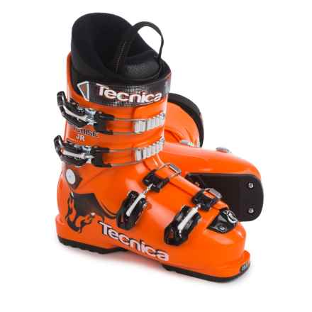 Tecnica 2016/17 Cochise Jr. Ski Boots (For Kids) in See Photo - Closeouts