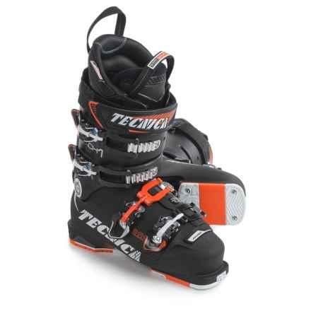 Tecnica 2016/17 Mach1 100 LV Ski Boots (For Men) in See Photo - Closeouts