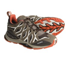 Tecnica Dragonfly Gore-Tex® Low Trail Shoes - Waterproof, Lightweight (For Women) in Dark Brown - Closeouts