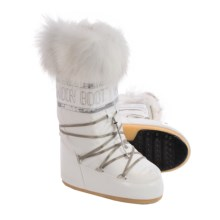 Tecnica Glamour Winter Moon Boot® (For Women) in White - Closeouts