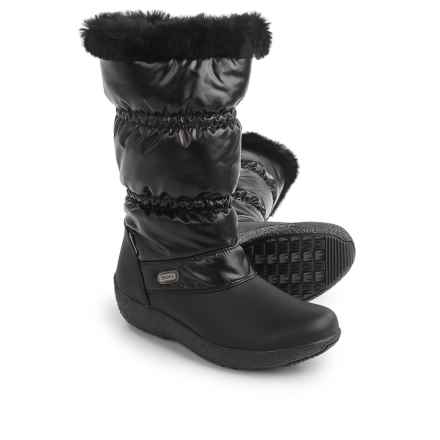 Tecnica Julia High TCY WS Boots - Waterproof, Insulated (For Women) in Black - Closeouts