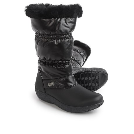 Tecnica Julia High TCY WS Boots - Waterproof, Insulated (For Women) in Black