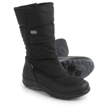 Tecnica Vicky Gore-Tex® Boots - Waterproof, Insulated (For Women) in Black - Closeouts