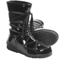 Tecnica W.E. Puddle Jumper Moon Boots - Insulated (For Women) in Black - Closeouts