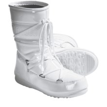 Tecnica W.E. Puddle Jumper Moon Boots - Insulated (For Women) in White - Closeouts