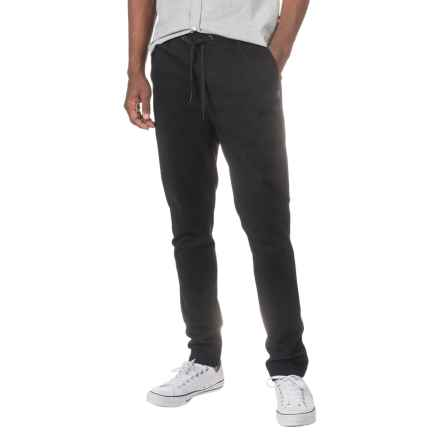 Tee Ink Chino Pants (For Men) in Black - Closeouts