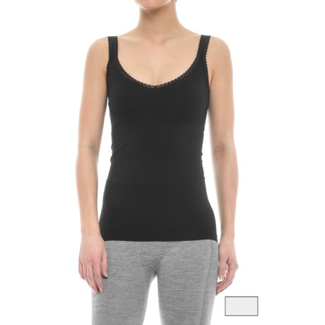 Tefron Seamless Lace Tank Top - 2-Pack (For Women)
