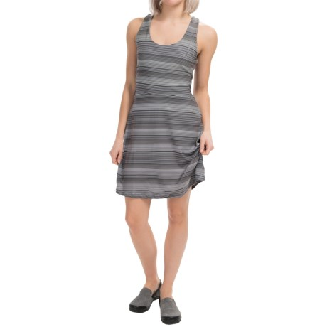 Tehama Fit Flare Dress Sleeveless (For Women)