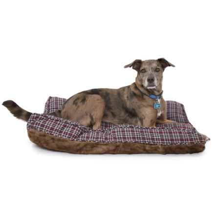 "Telluride Action Dog Bed - 40x28"" in Multi - Closeouts"
