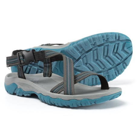 Telluride BB Sport Sandals (For Men) in Black/Blue
